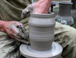 Como construir uma roda de cerâmica elétrica