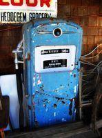 Como construir uma bomba de gás do estilo do vintage de baixo custo