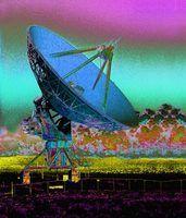 Como mudar uma frequência padrão em um SIRIUS Satellite