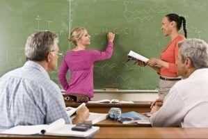 Como mudar de emprego ensino