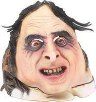 Impropriamente mantido máscaras de Halloween tornar-se frágil e desgaste.