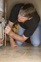 Como limpar um gravador de aquecedor de água quente