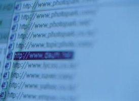 Como comprimir um endereço da web