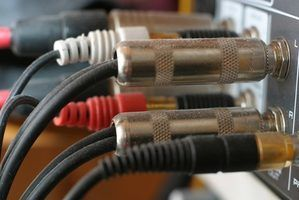 Como conectar dois sistemas de som