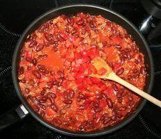 Como cozinhar caseiro pimentão carne moída