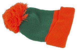 Como fazer crochê um tobogã