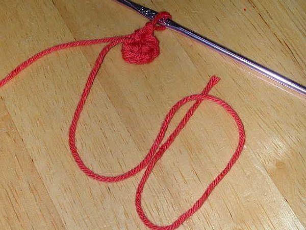 Como fazer crochê um anel ajustável (mágica)