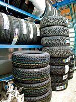 Como determinar o tamanho do pneu em polegadas