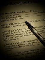 Como redigir um acordo de sublicenciamento