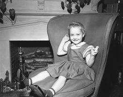 Como se vestir como uma menina nos anos 50