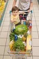 Como alimentar um 18 meses de idade