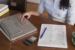 Como preencher uma planilha cronograma d fiscal