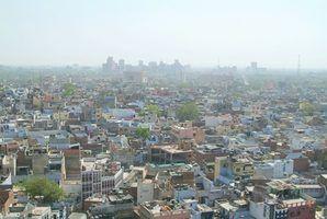 Como encontrar um endereço na índia