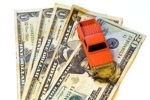 Como encontrar a taxas de financiamento de automóveis