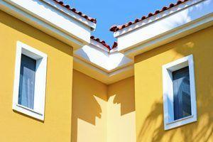 Como encontrar pregos de parede exterior