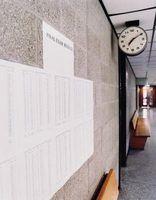 Você pode encontrar suas notas usando o ITT Portal Tecnologia Student.