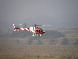 Como pilotar um avião ou helicóptero em
