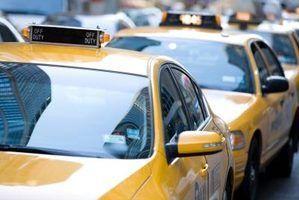 Como obter uma licença de táxi