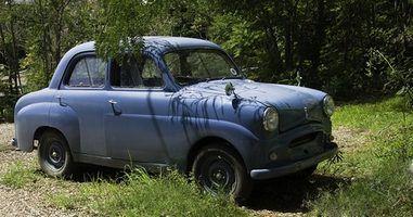 Como obter um título para um veículo abandonado em West Virginia