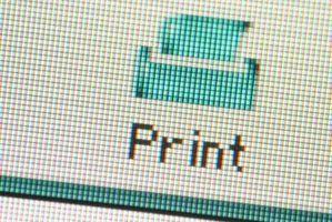 Como chegar a minha impressora de volta no meu navegador