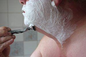 Como se livrar de colisões de pêlos faciais