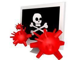 Como identificar quando um vírus trojan assume o controle do teclado