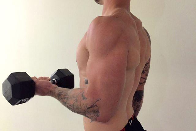 Como melhorar a força superior do corpo