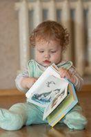 Como inscrever um livro do bebê