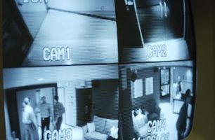 Como instalar um espião cam numa conduta de ac