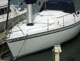 Como instalar o rádio Sirius em barcos