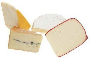Como manter fatias de queijo de degola