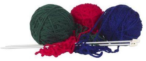 Como a tricotar uma manta de retalhos