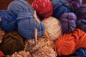Como a tricotar com uma máquina de tricô cantor para as crianças