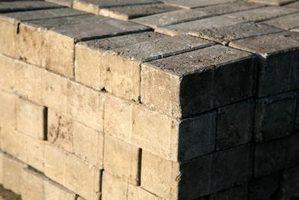 Como construir um círculo de tijolos