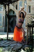 Como aprender a dança árabe