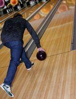 Como manter pistas de bowling