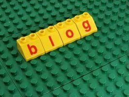 Criar seu próprio blog Blogspot com uma conta do Blogger.
