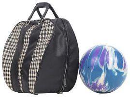 Como fazer um saco de bowling