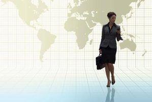 Como fazer um negócio ir global