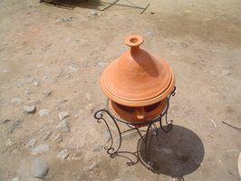 Como fazer um tajine cerâmica