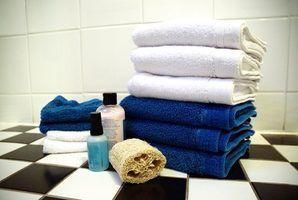 Como fazer uma toalha com capuz para as crianças
