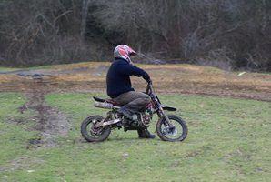 Como fazer uma mini-moto ir mais rápido