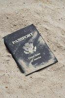 Como fazer uma prop passaporte