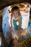 Como fazer um túnel de jogos para crianças