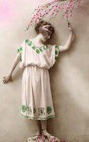 Você pode fazer seu próprio vestido de Roman em casa.