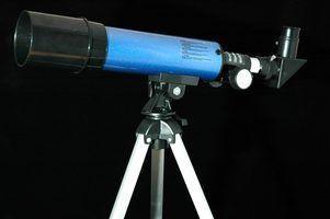 Como fazer um telescópio simples em casa