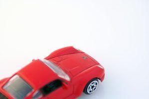 Como fazer um movimento carro de brinquedo usando 3ª lei de Newton de movimento