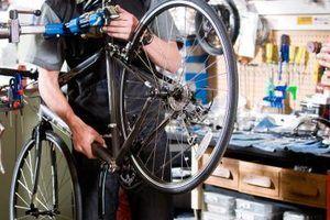 Como fazer um stand de bicicleta estacionária
