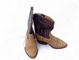 Como fazer botas de cowboy como plantadores