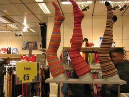 Como fazer bonecos de meia-calça